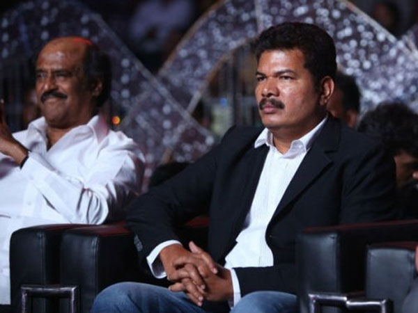 Rajinikanth Heaps Praises On Shankar