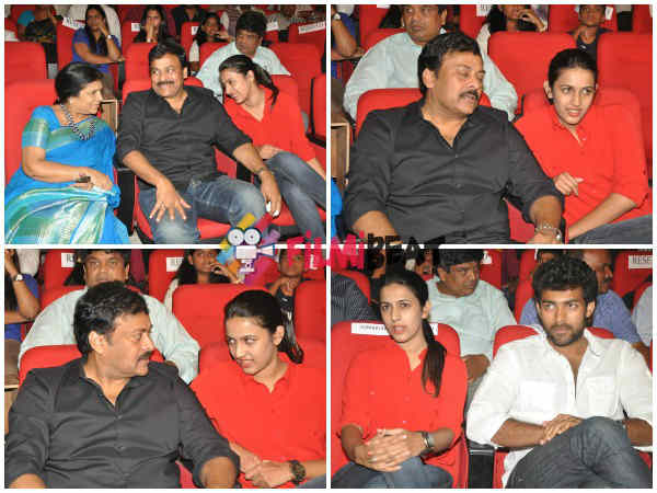 Niharika At GAV Audio Launch