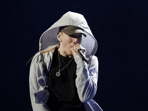 Eminem Sues New Zealand's National Party For Copyright Infringement