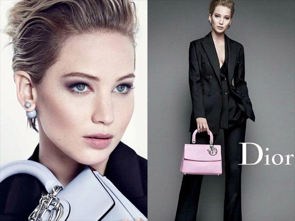 Jennifer Lawrence Looks Fab In 4th Campaign Of Dior
