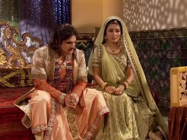 Jodha Akbar: Jalal Decides To Send Maha Manga To Delhi