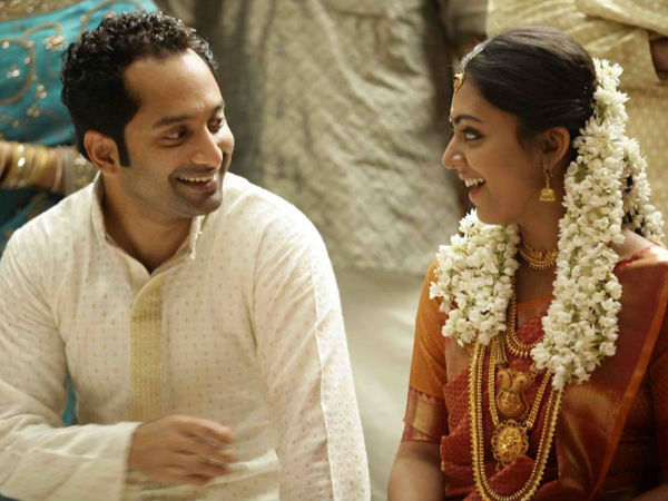 Fahadh Faasil To Romance Nazriya Nazim In Maniyarayile
