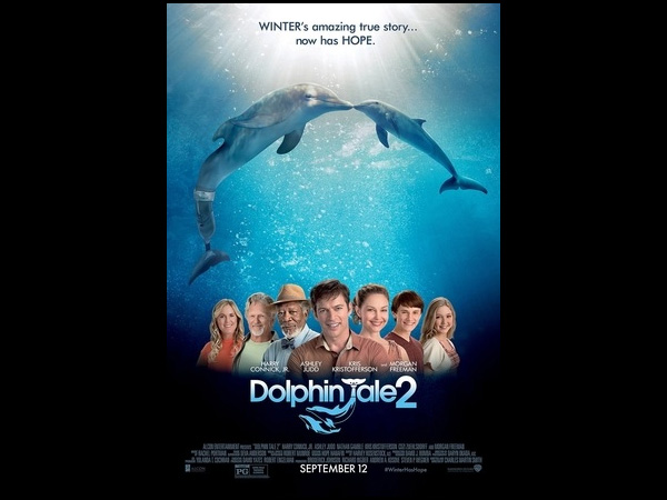Dolphin Tale 2: Sept. 19, 2014