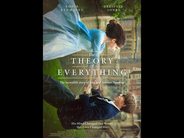 The Theory Of Everything Nov. 7, 2014