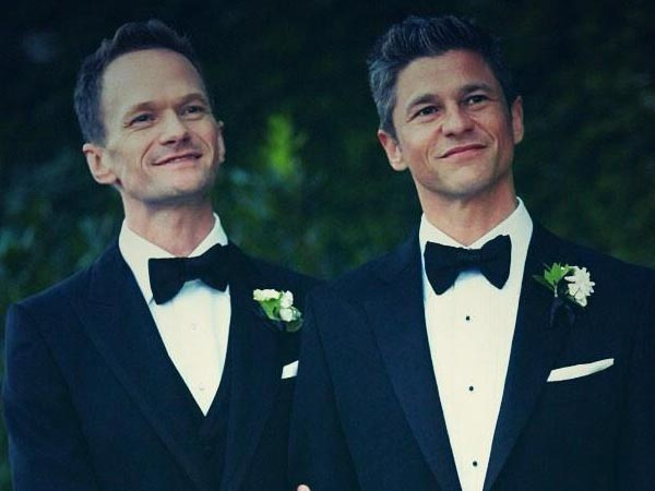 Neil Patrick Harris Married David Burtka For Kids