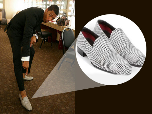Nick Cannon Wore A $2 Million Diamond Encrusted Loafers!