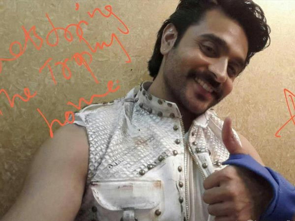 Ashish Thanked His Fans