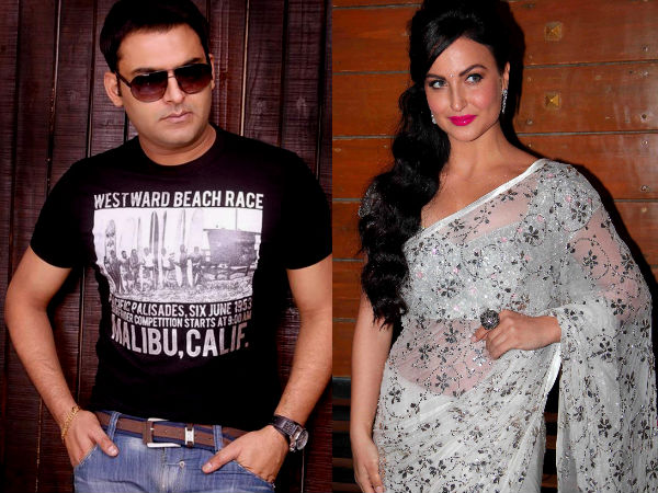Kapil Sharma All Set To Romance Elli Avram