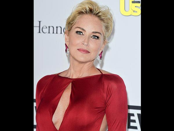 Sharon Stone's Starry Tantrums At 'Golden Boy' Sets