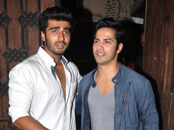 Confirmed: Arjun Kapoor-Varun Dhawan, The New Age Ram Lakhan