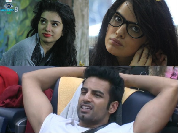 Bigg Boss 8: After Sukirti, Upen Patel Now Flirting With Natasa Stankovic!