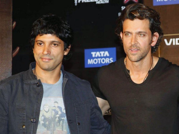 Hrithik Roshan's Unthinkable Dare To Farhan Akhtar!