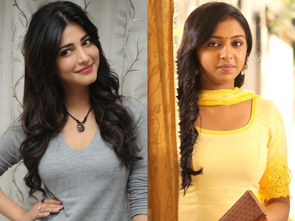 Shruti Hassan's Loss Is Lakshmi Menon's Gain