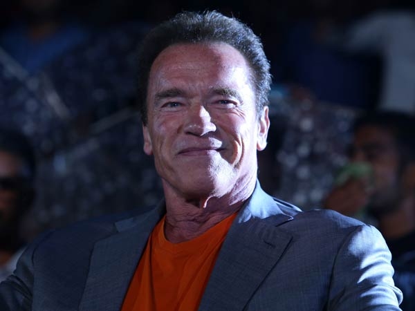 Arnold's Thank-You Letter To I Producer Aascar Ravichandran
