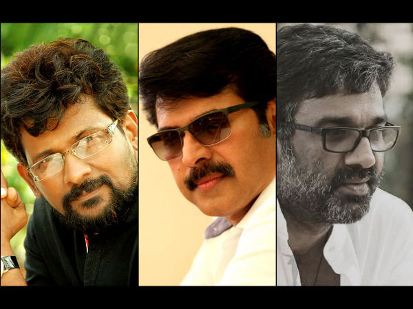 Mammootty-Ranjith-G S Vijayan Trio To Join Hands Again?