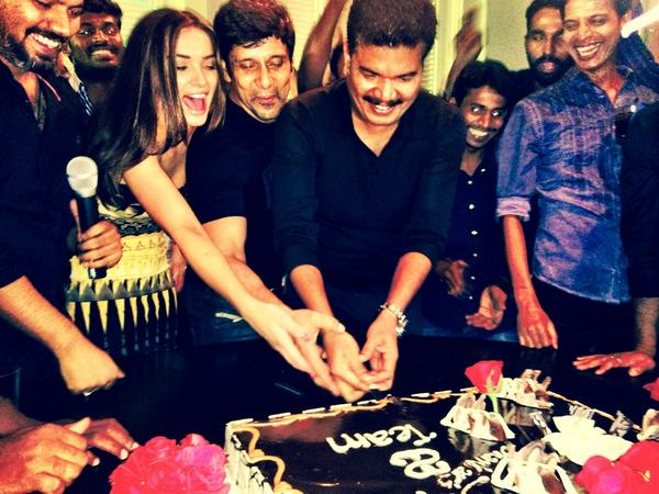 Shankar's I Shooting Ends With A Party