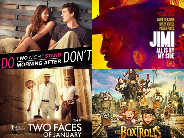 Hollywood Movies Releasing This Friday (26th Sept)