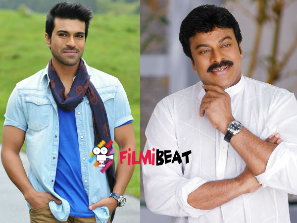 Ram Charan Resembles Mega Star Chiranjeevi in acting says Srikanth