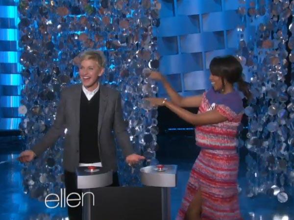 Ellen degeneres show scandal cast the ellen show ellen degeneres portia de rossi filmibeat - Ellen show address ...