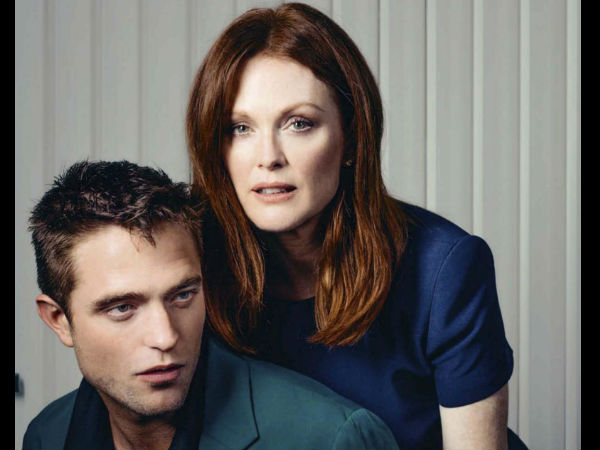 Robert Pattinson's Sweat Cause Trouble During Intimate Scene With Julianne Moore