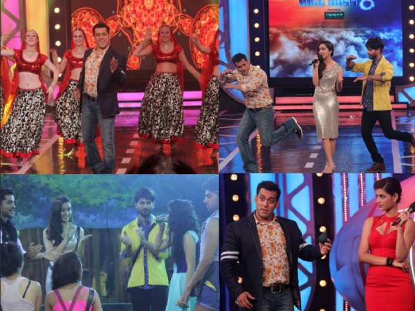 Bigg Boss 8 Weekend Ka Vaar