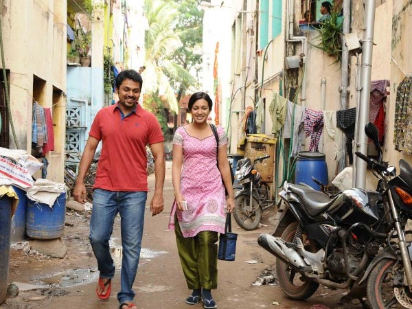 Madras Off To A Good Start At Box Office