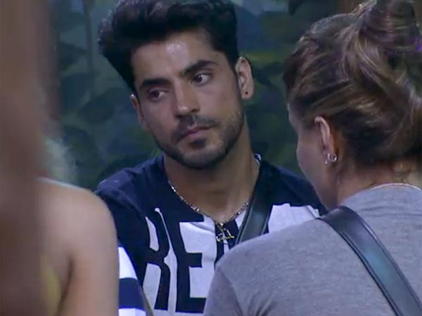 Gautam Wanted To Go Home