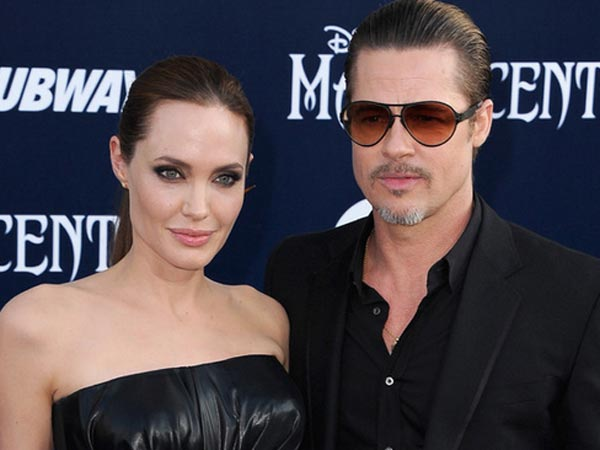 Angelina Jolie's $3 million Wedding Gift To Hubby Brad Pitt!