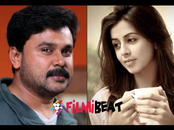 Dileep To Romance Nikki Galrani