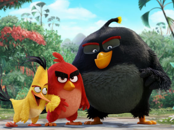 Angry Birds Movie Cast Has Hollywood's A-Listers