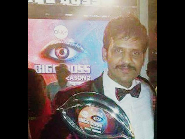 Akul Balaji Is The Winner Of Bigg Boss Kannada Season 2?