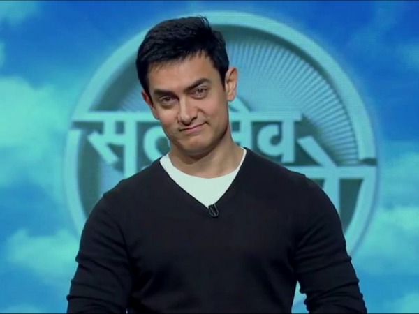 Aamir Khan Highlights Importance Of Sports On Satyamev Jayate 3