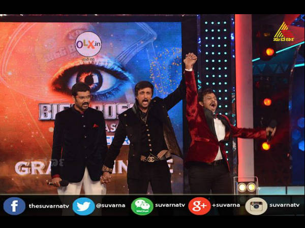 Viewers Not Happy With Bigg Boss Kannada Season 2 Winner Filmibeat So without taking your anymore time let's move to bigg boss winners list of all seasons. bigg boss kannada season