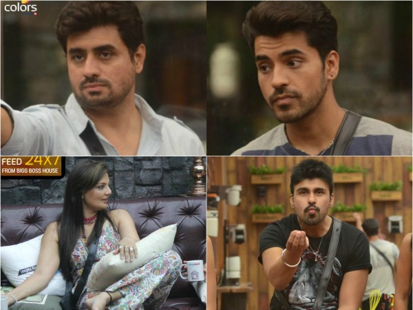 Bigg Boss 8 Week 3 Nominations: Gautam, Sonali, Preetam, Arya, Deepshika In Danger!