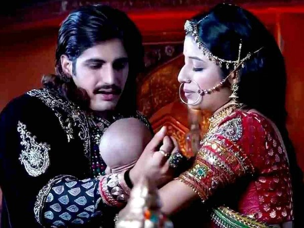 Jodha Akbar: Zeenat's Poison Kills Akbar's Child