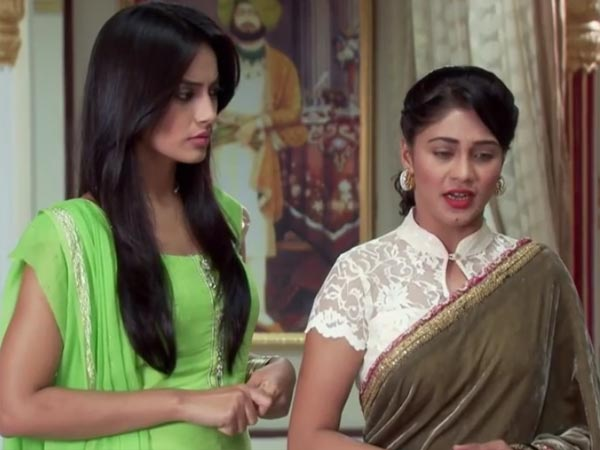 Qubool Hai: Sanam Gives Tough Fight To Tanveer