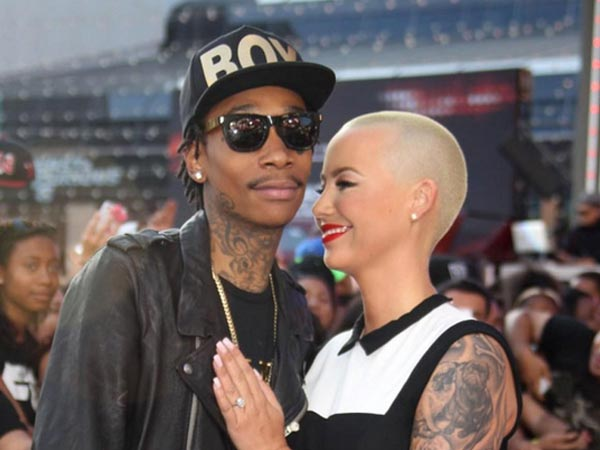 Amber Rose Feels True Heartache After Filing Divorce