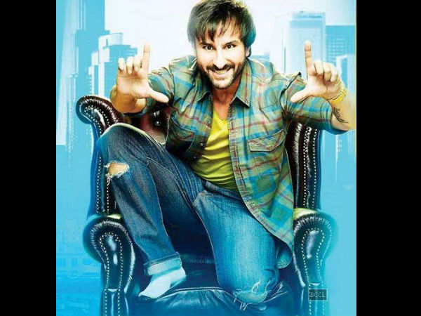 Happy Ending First Look: Saif Ali Khan's Quirkiness Revealed