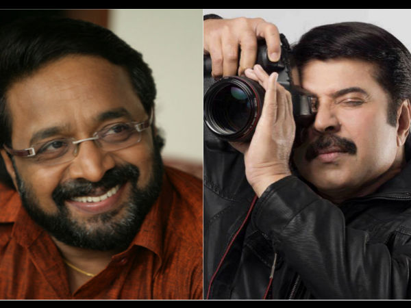 Mammootty Is The Dream Of Every Scenarist: Renji Panicker