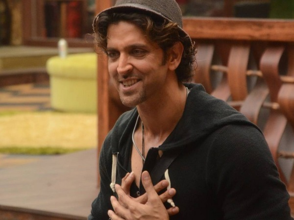 Hrithik Interacts