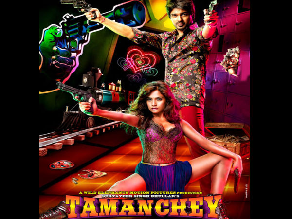 Tamanchey Movie Review: Wild And Wacky But Enjoyable
