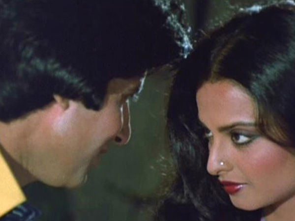 Rekha Accepts