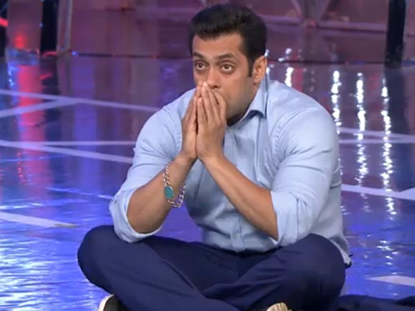 Salman Dropped The Issue