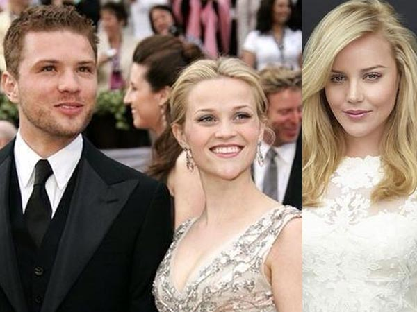 Reese Witherspoon and Ryan Phillipe
