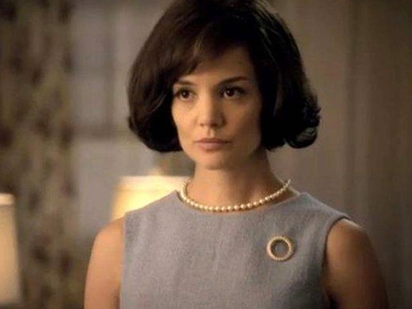 Katie Holmes To Return As Jackie Kennedy In 'The Kennedys'