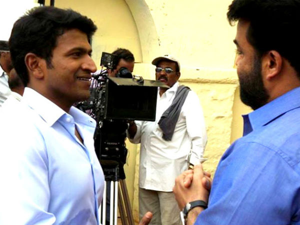 Mohanlal Is A Great Human Being: Puneet Rajkumar