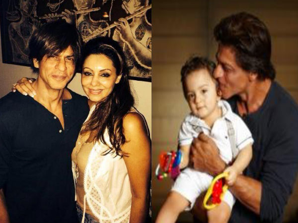 Shahrukh Khan's Son AbRam To Debut In Happy New Year
