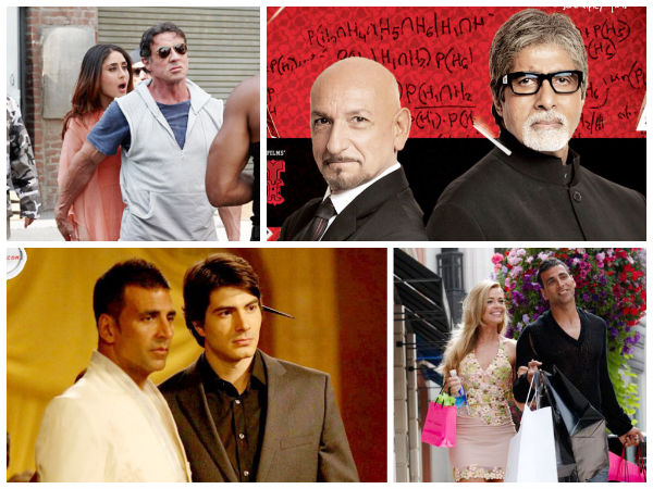 14 Famous Hollywood Actors Who Worked In Bollywood Movies 2