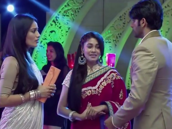 Qubool Hai: Party Becomes Meeting Point