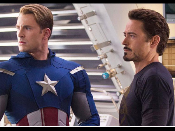 Robert Downey Jr Comes Back As Iron Man In 'Captain America 3'